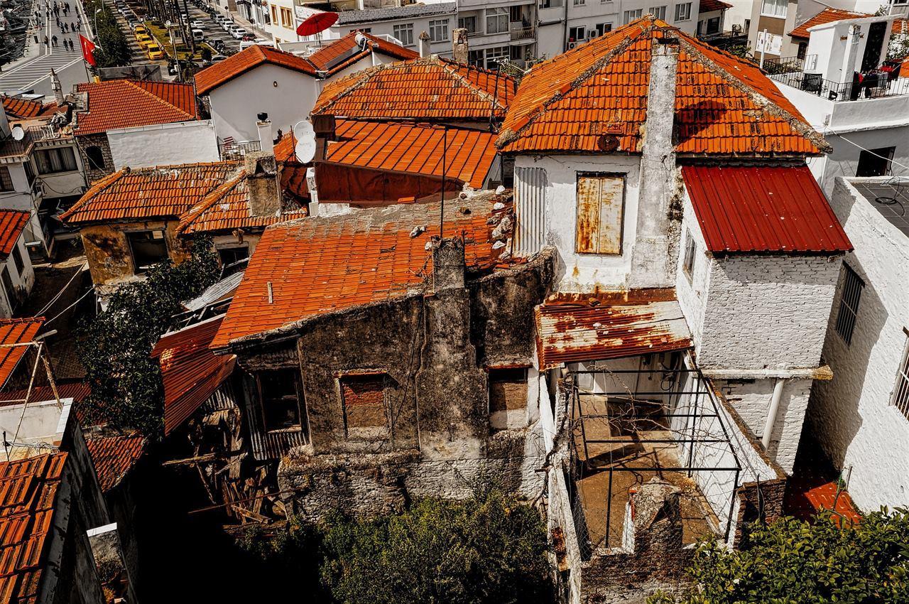 Старый город Мармарис Турция