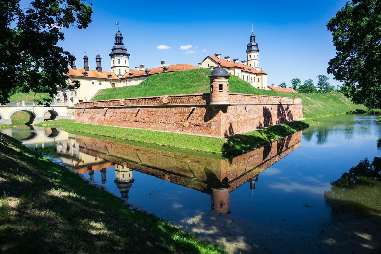 Беларусь курорт древний город