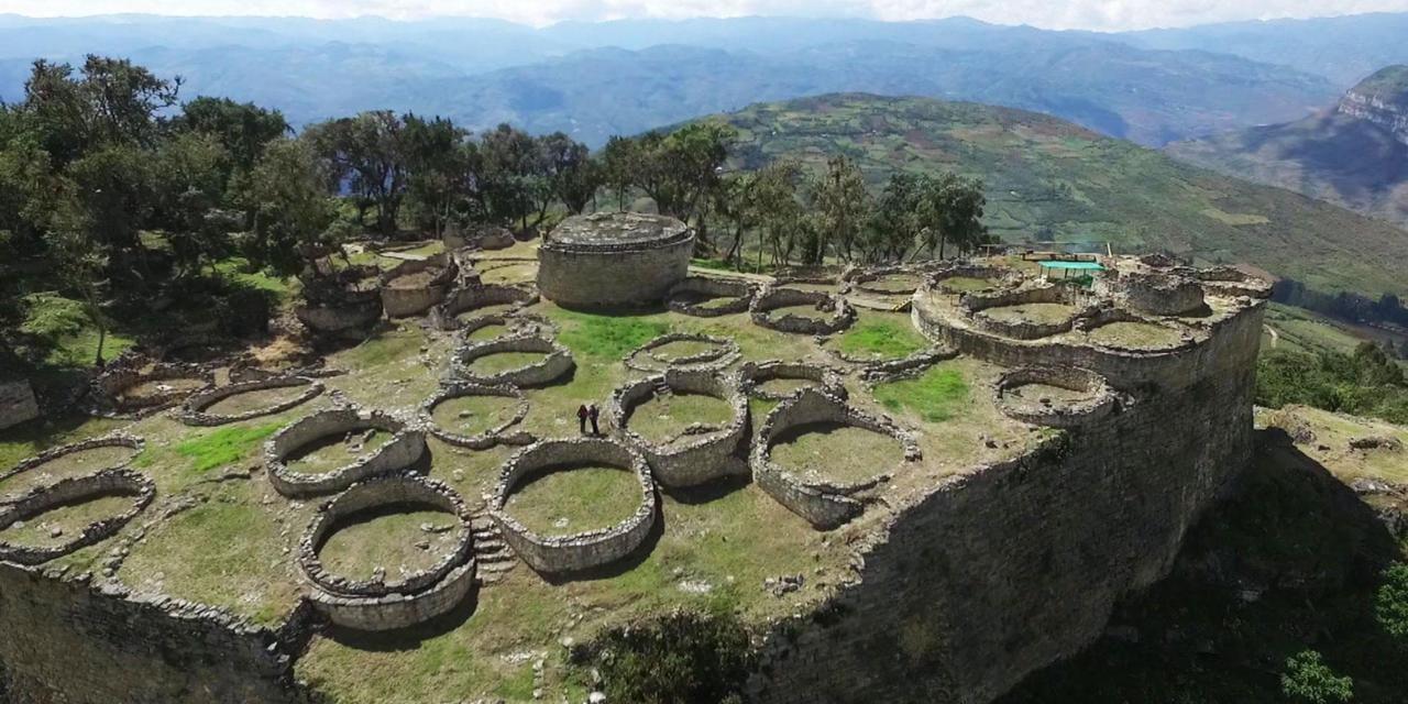 Кольца в Куэлап Перу