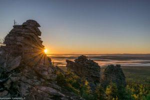 Секреты пейзажной фотографии от пермского фотографа Константина Каменского