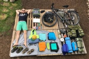 15000 км на велосипеде через всю Россию, или путешествие из Санкт-Петербурга до Владивостока за 4 месяца и 1 день