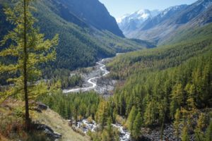 Алтай - Осеннее путешествие на Нижнее Шавлинское озеро по маршруту Шавла-Маашей. Часть 1
