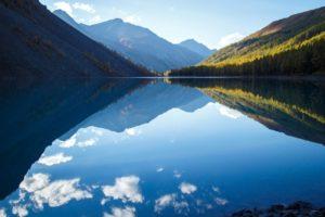 Алтай — Осеннее путешествие на Нижнее Шавлинское озеро по маршруту Шавла-Маашей. Часть 2