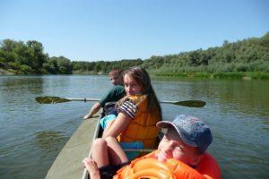 Самостоятельные сплавы и водные путешествия глазами Дмитрия Кобца