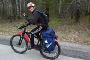 Велотуризм по-уральски, или как жить мечтой в маленькой провинции