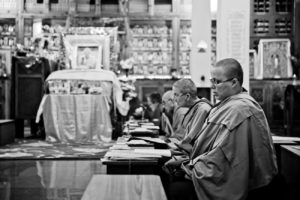 История русской монахини, которая живет в буддийском монастыре в Индии